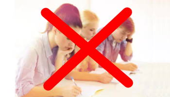 In class vocabulary testing will no longer be needed